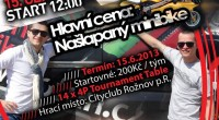 V sobotu 15. júna 2013 sa uskutoční posledný turnaj tejto sezóny v Rožnove pod Radhoštěm, v Českej republike.