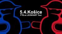 Série fotbálkových turnajů FTB.cz LEONHART Tour se poprvé představí v Košicích. Těšit se můžete na čisté sportovní prostředí školní tělocvičny a 8 profi stolních fotbalů Leonhart tournament.